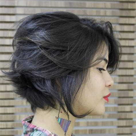 modern hairstyles for larger faces and necks 50 cute looks with short hairstyles for round faces