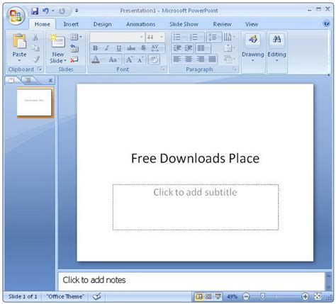 Microsoft Office Powerpoint 2007 powerpoint 2007 free driverlayer search engine