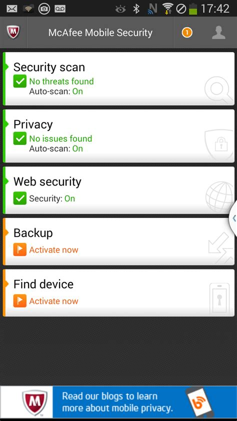 mcafee livesafe android mcafee livesafe 2015 review security suite