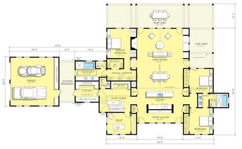 contemporary farm home plans