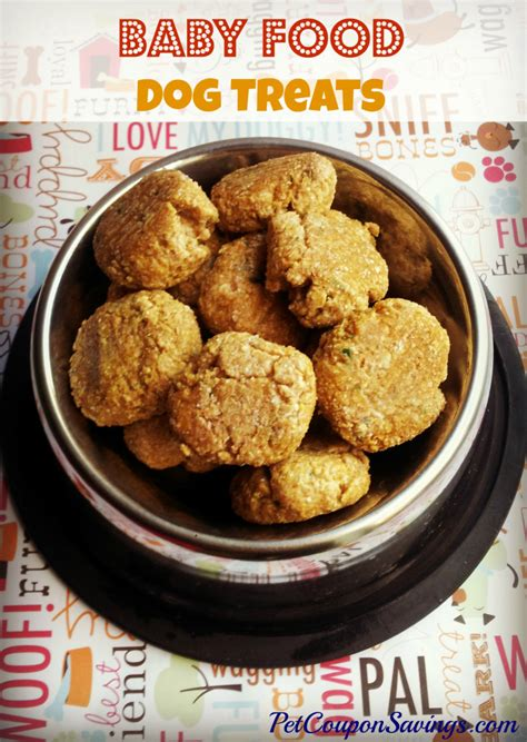 baby food for dogs baby food treats