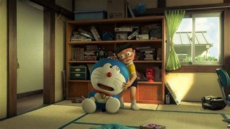 film doraemon episode terakhir stand by me crunchyroll video trailer for doraemon s first 3dcg