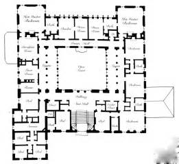 Modern Roman Villa Floor Plan Biltmore Estate House Plans Arts