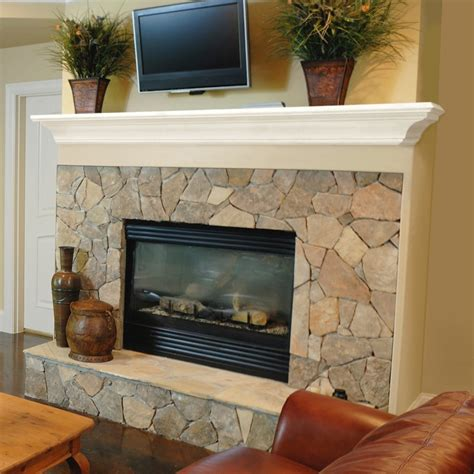 fireplace with shelves from custom wooden built in ceiling