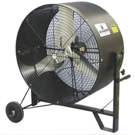 direct drive tubeaxial fans vs36vktb schaefer direct drive portable axial fan on