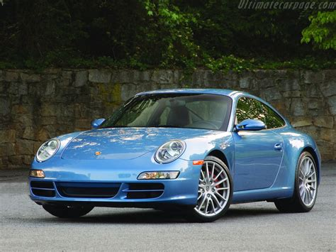 Porsche 997 Coupe by Porsche 997 Club Coupe High Resolution Image 1 Of 2