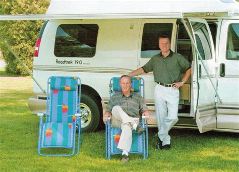 Jeff S Rv by Roadtrek How Canadian Cer Firm Became King Of The Road