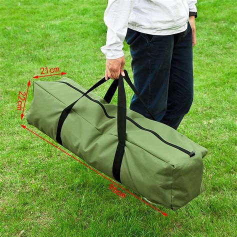 Foldable Sleeping Mattress Bag sobuy 174 folding cing bed with tent air mattress and sleeping bag ogs32 gr uk ebay