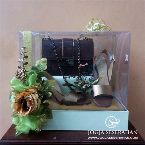 Tas Handmade Kotak Kotak Hijau mahar mahar uang seserahan dan hantaran pernikahan yogyakarta