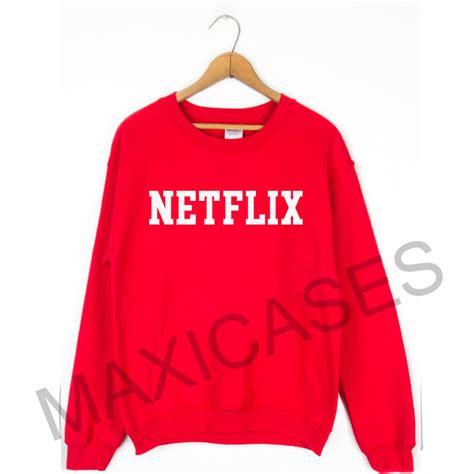 Sweater Oblong Sweathirt Billabong Unisex netflix logo sweatshirt sweater unisex adults size s to 2xl