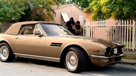 Aston Martin By Rick Ross by Imcdb Org 1986 Aston Martin V8 Volante In Quot Rick Ross