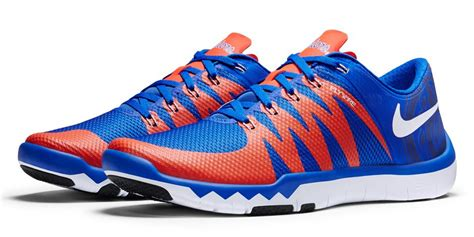 nike college shoes rep your college w the nike free trainer 5 0 v6 week