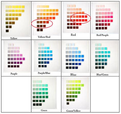 color palette exles composing with color part 2 luminous landscape