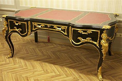 scrivanie in stile antico barocco scrivania stile antico rococ 242 mosr0605swskrd