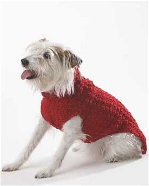 crochet pattern dog jumper free crochet dog sweater pattern crochet ideas and tips