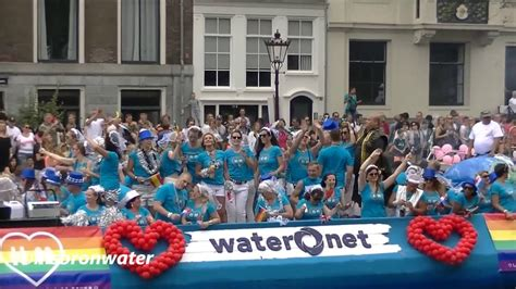 boten pride 2017 canal parade 2017 pride amsterdam youtube