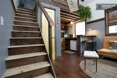 airbnb tiny house oregon the rustic modern tiny house in portland available via airbnb travelin tiny pinterest