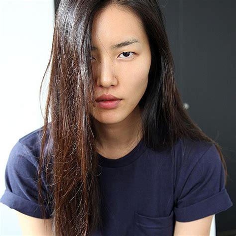 beach waves korean hair how to style asian hair popsugar beauty