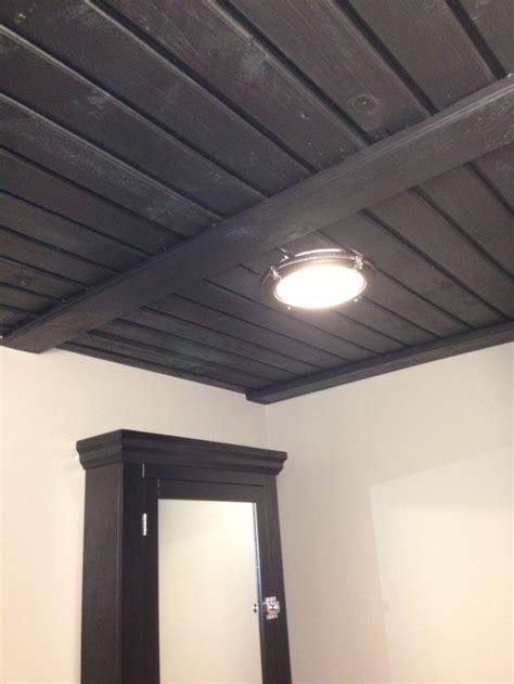 pallet wood ceiling pallet wood ceiling repurposed item