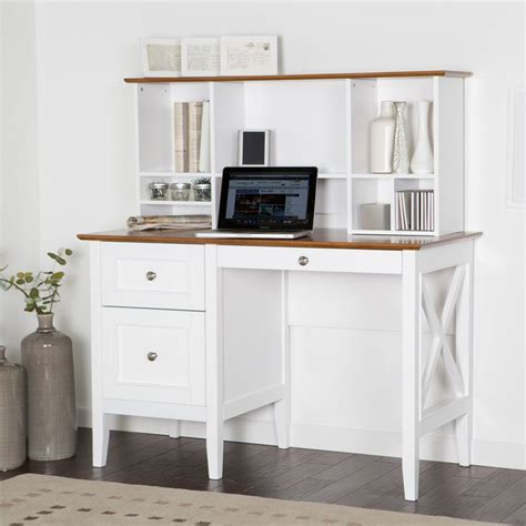 white office desk with hutch 25 best ideas about desk with hutch on