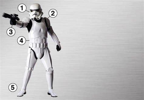 stormtrooper supreme costume fantasia wars stormtrooper supreme edition rubbies