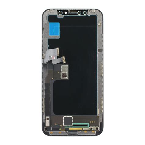 Lcd Iphone X display lcd per iphone x nero