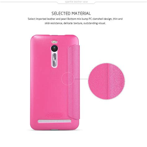 Asus Zenfone 2 55 Ze551ml Ze550ml Premium Soft Casing Cover nillkin sparkle series new leather for asus zenfone 2