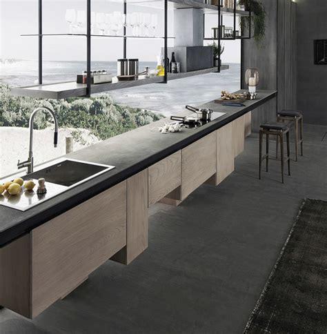17 best images about cocinas con back splash on pinterest 17 cocinas modernas con encimera de cemento