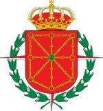 cadenas navarra escudo escudo de navarra wikipedia la enciclopedia libre