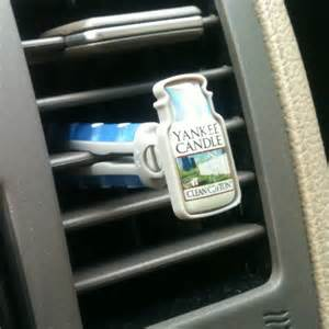 Yankee Candle Car Air Freshener Vent Sticks Yankee Candle Car Vent Stick Air Freshener