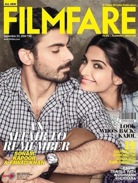 cover film gie an affair to remember sonam and fawad cover filmfare