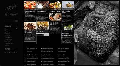 restaurant magazine layout magtruetitude restaurant and wp food magazine by readactor