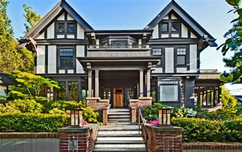 seattle craftsman homes timeless doesn t mean traditional in these tudors zillow