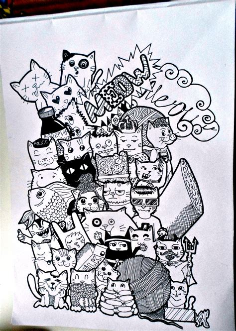 does doodle draw resultado de imagem para doodle drawing desenho