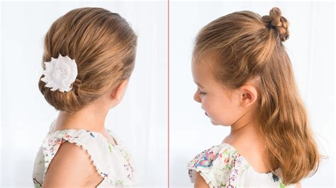cute hairstyles for long hair for kids and for 8 year oldsfor short hair easy hairstyles for girls that you can create in minutes