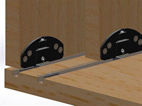 kit ante scorrevoli per armadi kit ferramenta per ante scorrevoli