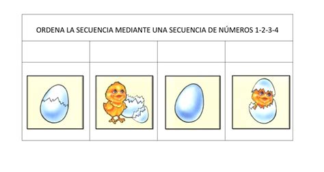 Imagenes De Secuencias Temporales Para Imprimir   ordenamos secuencias temporales fichas 1 108 orientaci 243 n