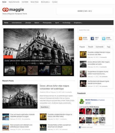 newspaper theme gallery delighted news magazine wordpress theme gallery resume