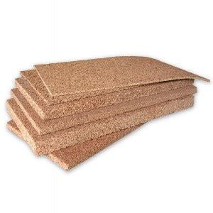 isolanti termici sottili per pareti interne sughero in pannelli da 1 a 10 cm di spessore isolamento