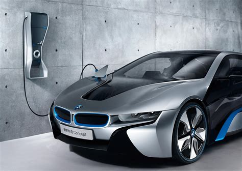 electric cars bmw bmw i series hootan drive