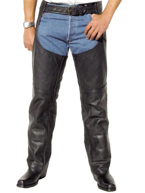 Lederchaps Motorrad by Leather Chaps Top Grain Leather Master Store