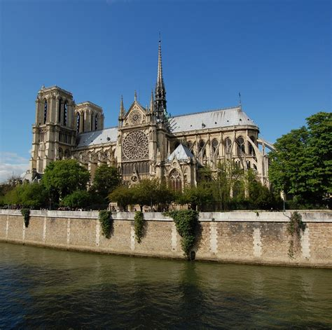 notre dame de paris historical facts and pictures the history hub