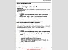 J179 IP Phone User Manual Using Avaya D6/D7 IP Phones SIP ... J179