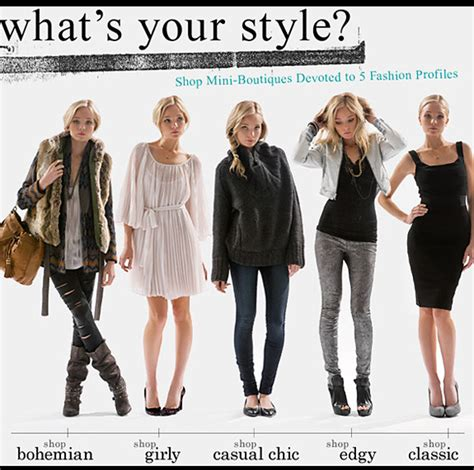 Whats Your Style With Mystylecom by 미국에서 요즘 유행한다는 시크한 스타일들