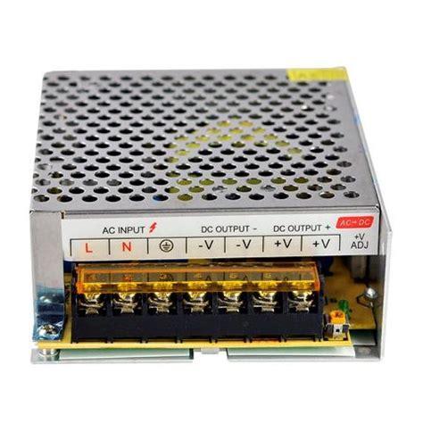 Jual Adaptor 12v 1a Jogja power supply dc 12v 10a metal toko sigma