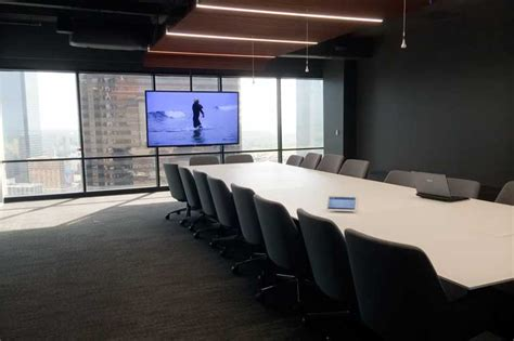 conference room systems conference room av design and audio visual installation solutions