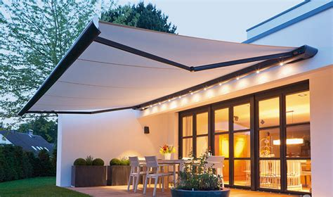 contemporary awnings patio awnings uk house and garden awning by eden verandas