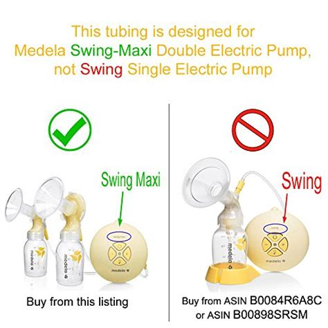 medela swing not working new maymom tubing set for medela swing maxi breastpump