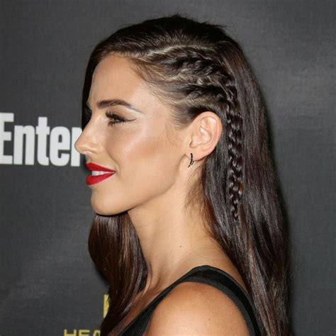 shaven hairstyle totorial side braids which make your head look like it s shaved