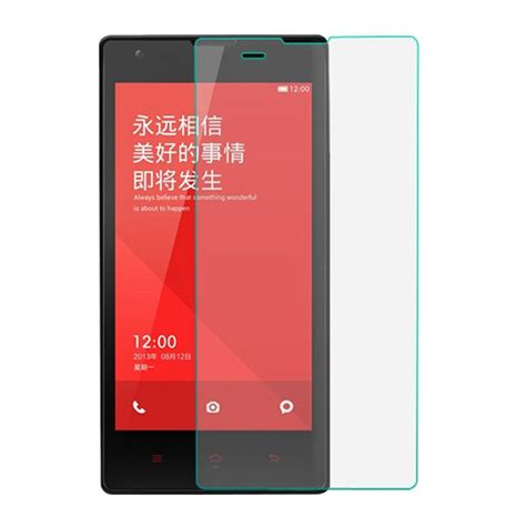 Tempered Glass Xiaomi Redmi 2 Forcia zilla 2 5d tempered glass curved edge 9h 0 26mm for xiaomi redmi 1s jakartanotebook